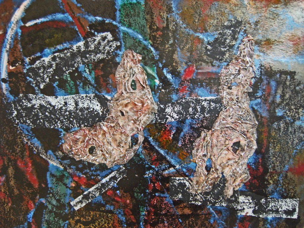 abstract met inkt 2
