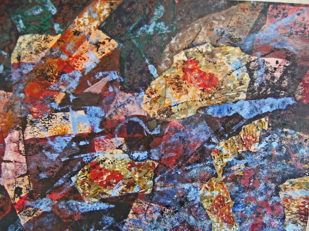 abstract met inkt 1